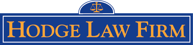 Hodge Law Firm logo