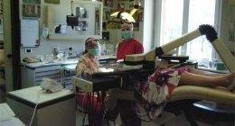 Gustavo Petti, Parodontologo, Cagliari, interventi chirurgici