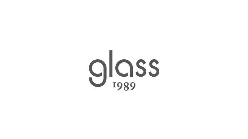 logo glass