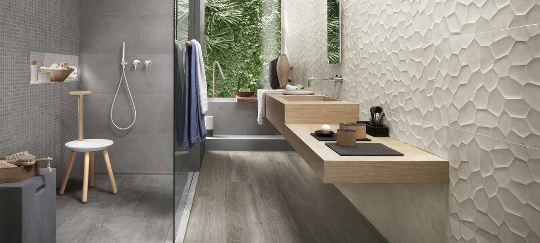 bagno in parquet