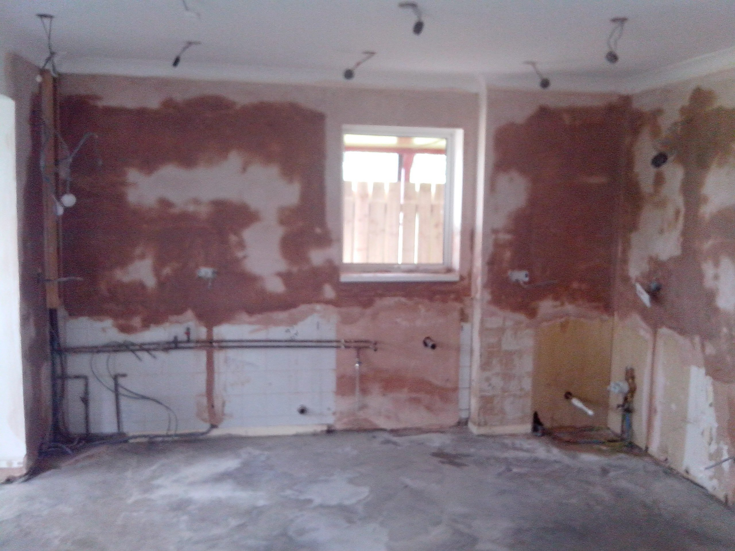 Building renovation projects