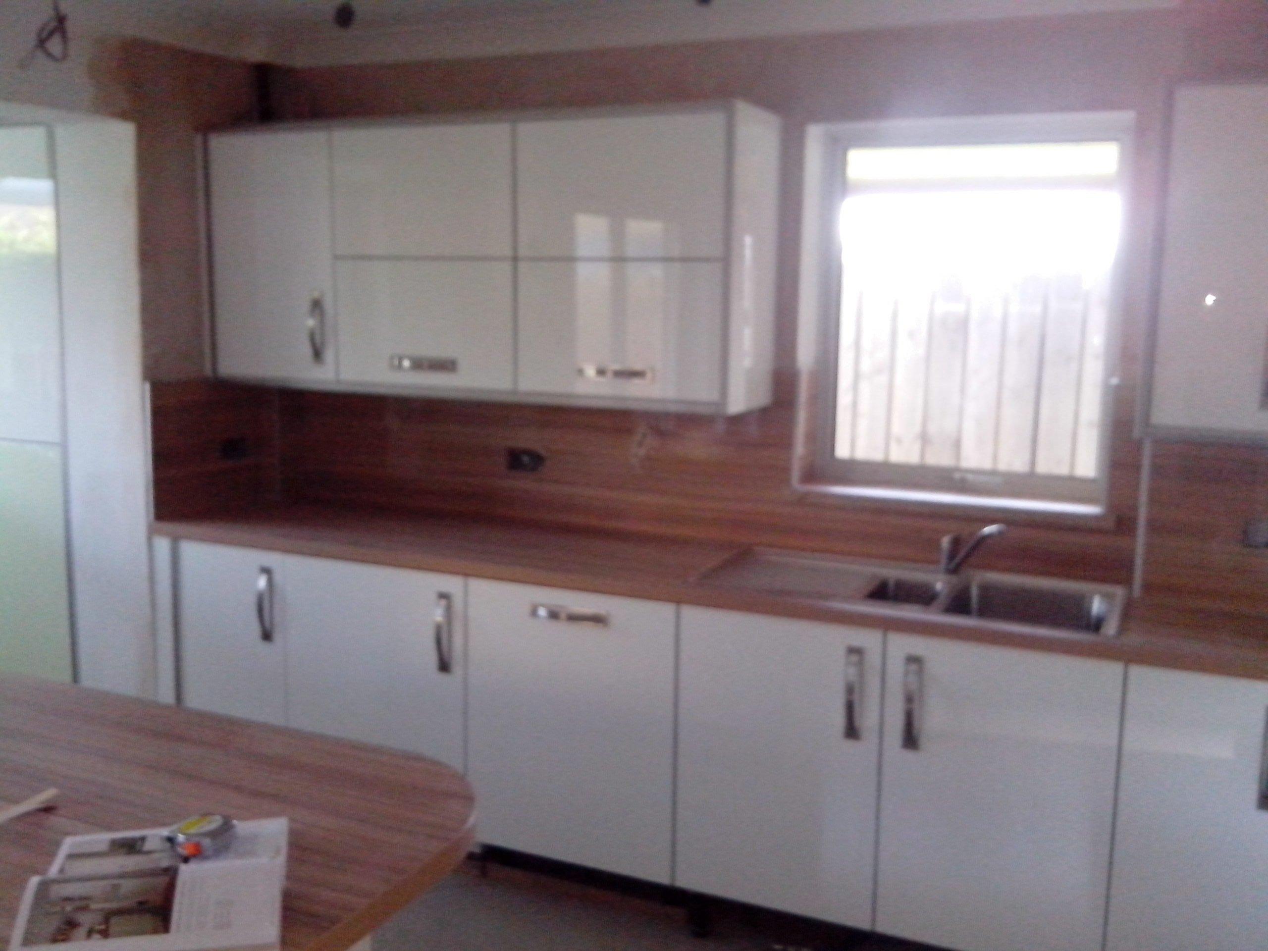 Kitchen refurbishment projects
