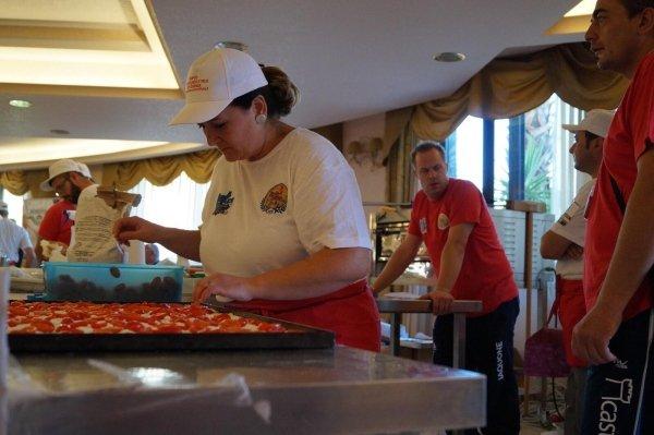 primo posto trofeo nazionale pizza in teglia