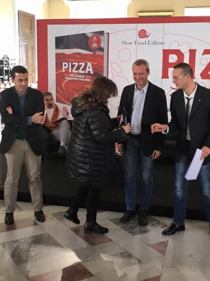 Ambasciatori della pizza nel mondo