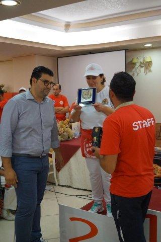 premiazione primo posto