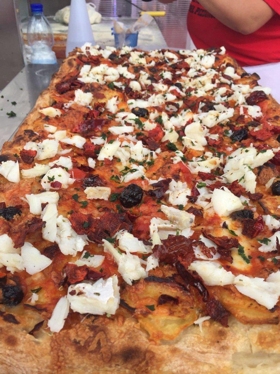 Campionato mondiale del Pizzaiuolo
