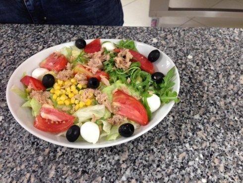 mix di verdura fresca