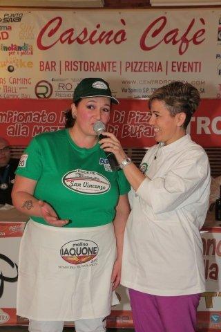 campionato italiano pizza mozzarella di bufala