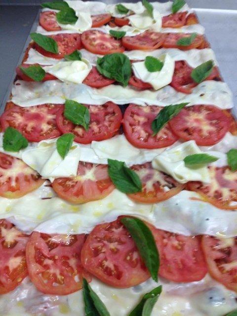Pizza Insalata