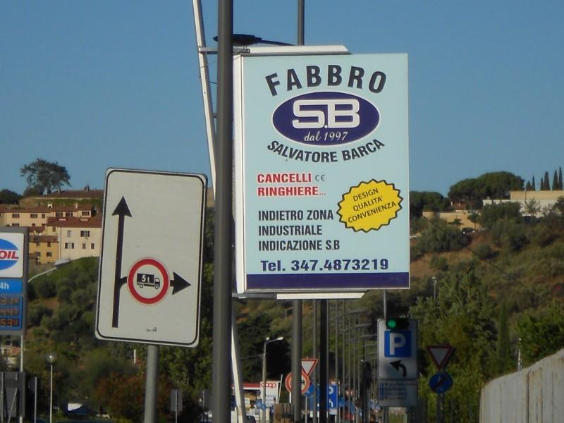 Banner di strada del Business