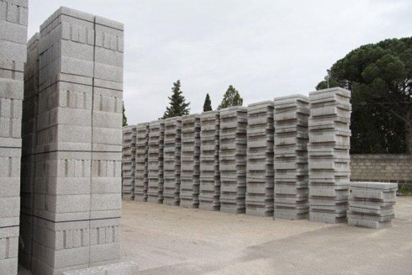 pila di cemento