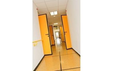 camere della casa di riposo Monticelli