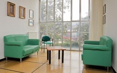 sala ricreativa casa riposo