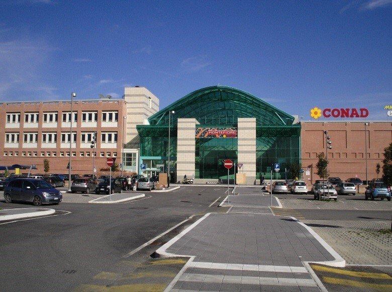 Centro Commerciale Montefiore Cesena