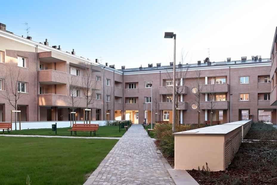 complesso residenziale/commerciale area Campo di Marte Firenze