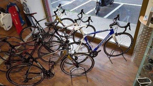 Biciclette di strada