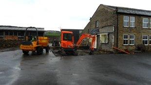 Building - Addingham - R W Ellis - Construction