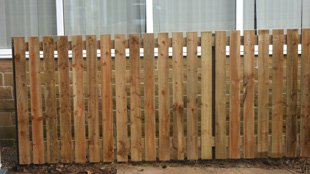 Agricultural fence - Addingham - R W Ellis - Fence