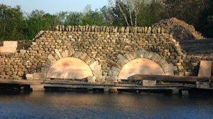 Dry stone wall - Addingham - R W Ellis - Wall