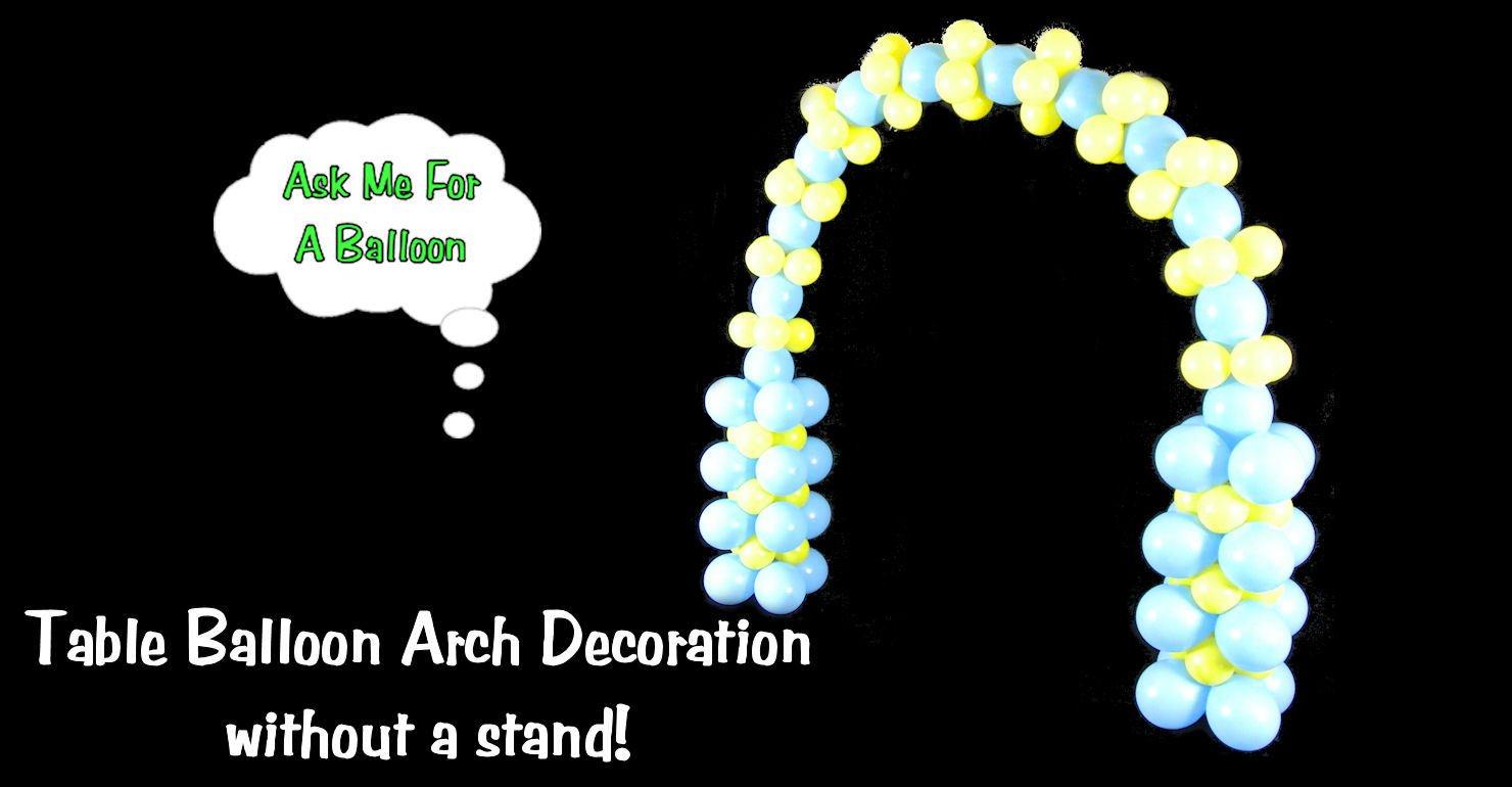 Balloon decoration video tutorials for How to make balloon design
