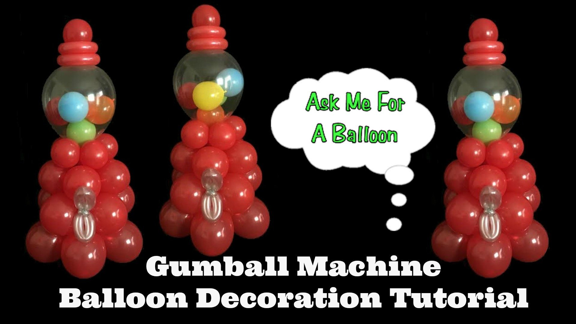 how to make a gumball machine