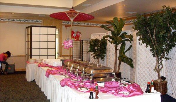 The inside of Manoa Grand Ballroom