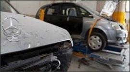 riparazione cruscotto auto
