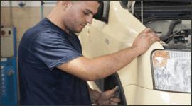 lavorazioni riparazioni auto