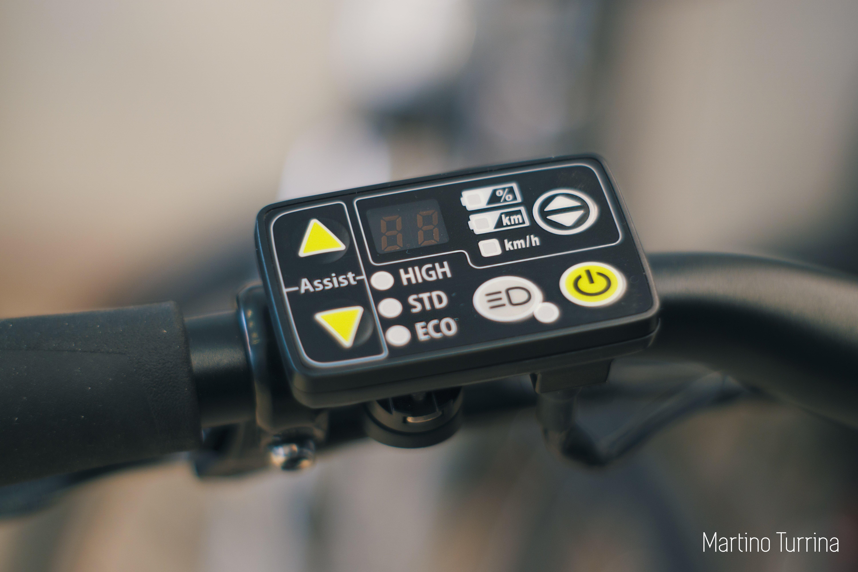 dettaglio accessorio bici
