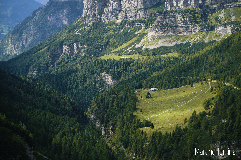paesaggio monti