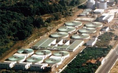 Impianti di depurazione acqua