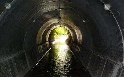 Tubature sotterrane acqua
