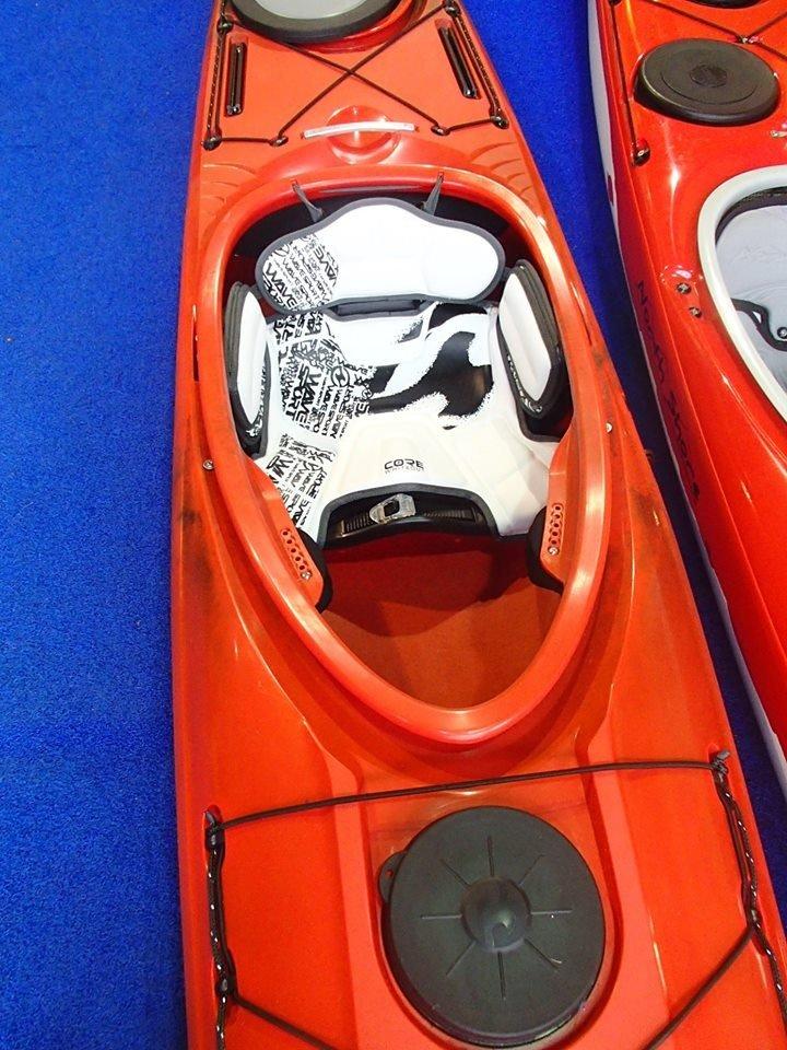 NEW! Wavesport Hydra plastic touring sea kayak