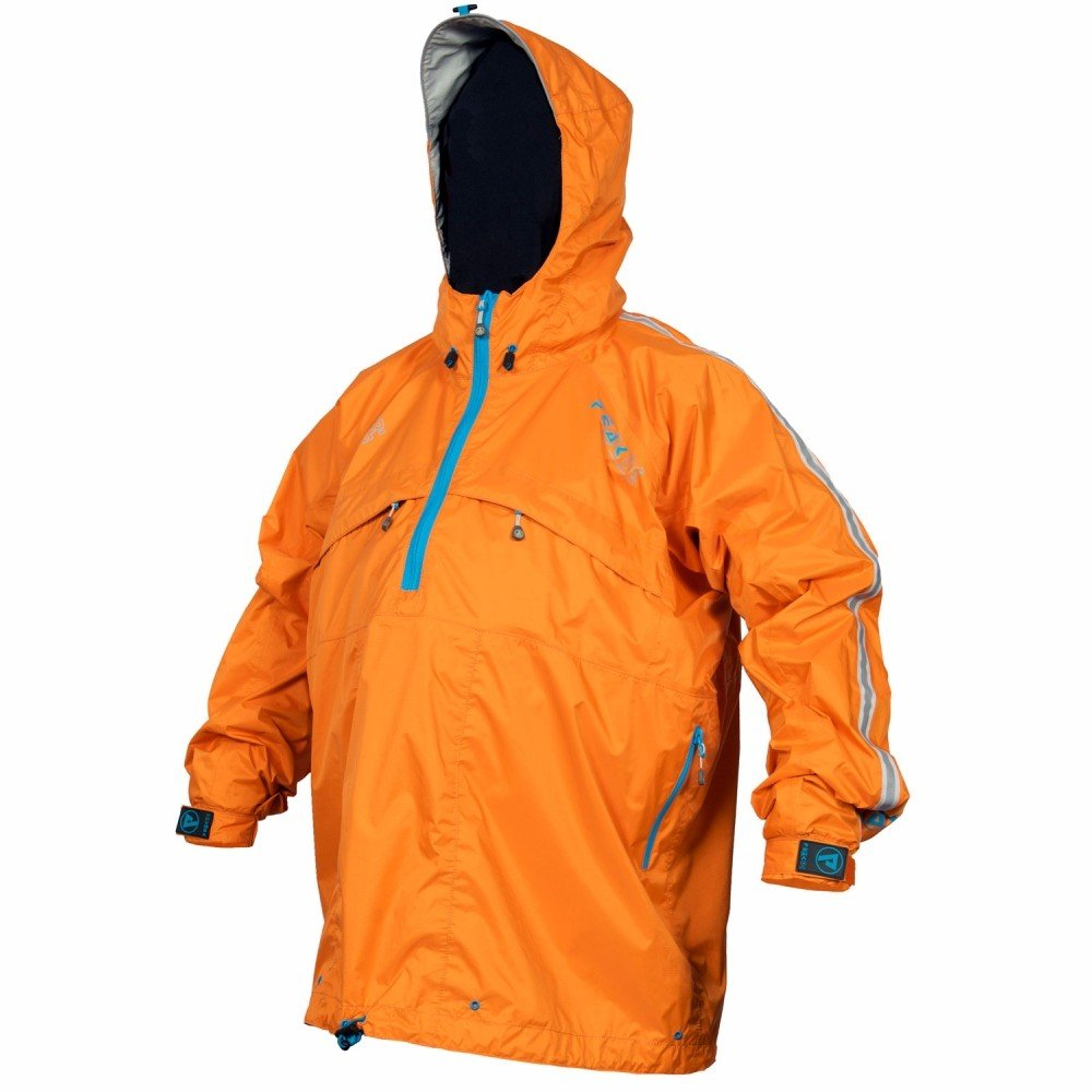 Adventure kayak suit fully waterproof with pee zip for great days paddling in Scotland with Sea Kayak Oban and National Kayak School