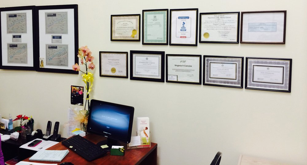 Certificates and achievements for trusted advice and expertise service for your family's finances in Waipahu, HI