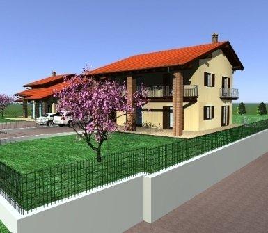 disegno tecnico, simulazione 3D, edifici su misura
