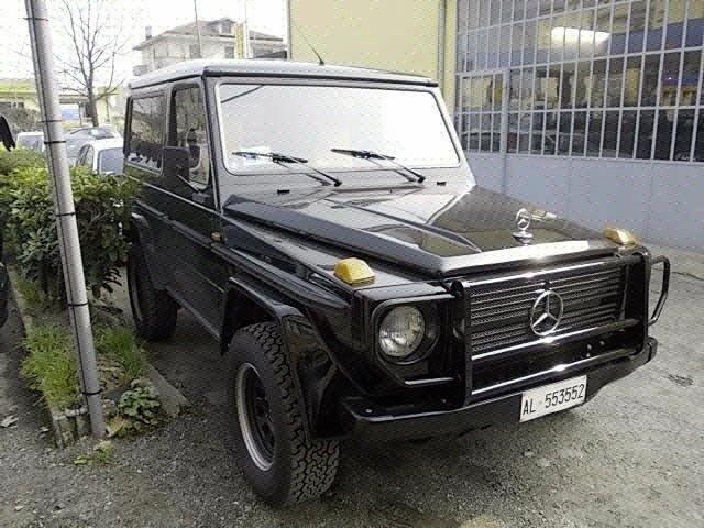 Una Jeep lucidata