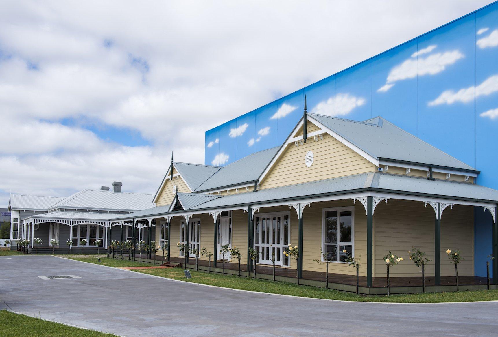 Harkaway Homes Classic Victorian And Federation Verandah