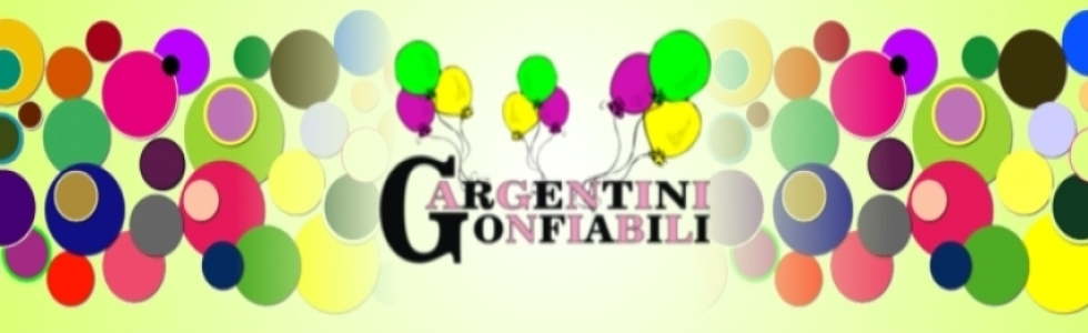 argentini gonfiabili