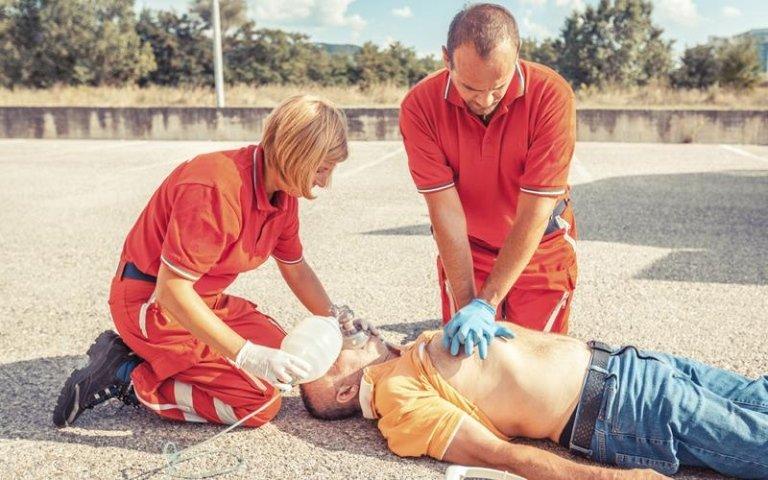 volontari ambulanza