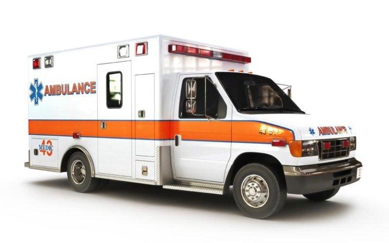auto ambulanza