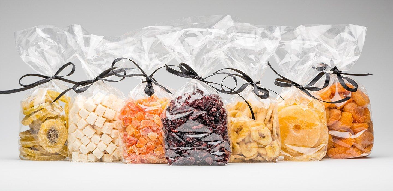 buste e sacchetti di plastica per alimenti ldpe hdpe ppl pp polipropilene