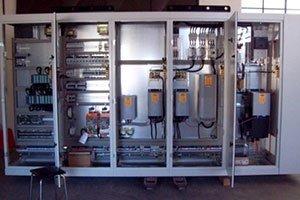 Produzione quadri elettrici per industria metallurgica
