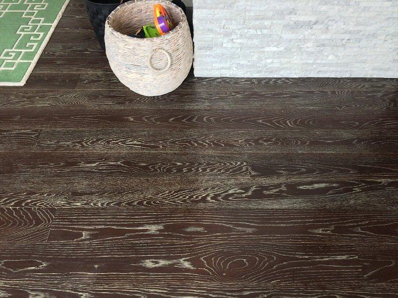 Floors looking flawless