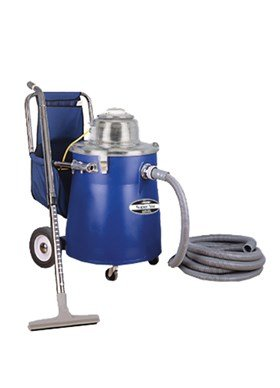 Floor refinishing equipment