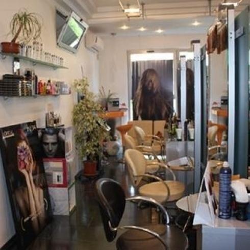 negozio di parrucchieri