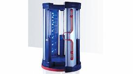 Zen solarium caffè vinci, doccia alta pressione