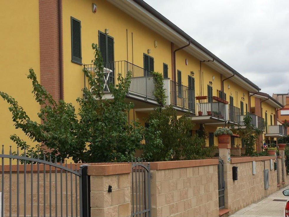 appartamenti in ville a schiera