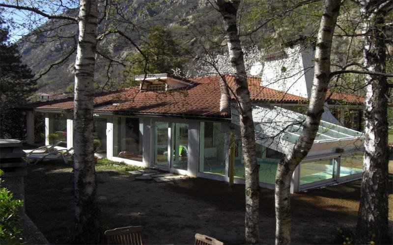 veranda casa