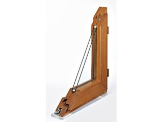 serramento legno standard